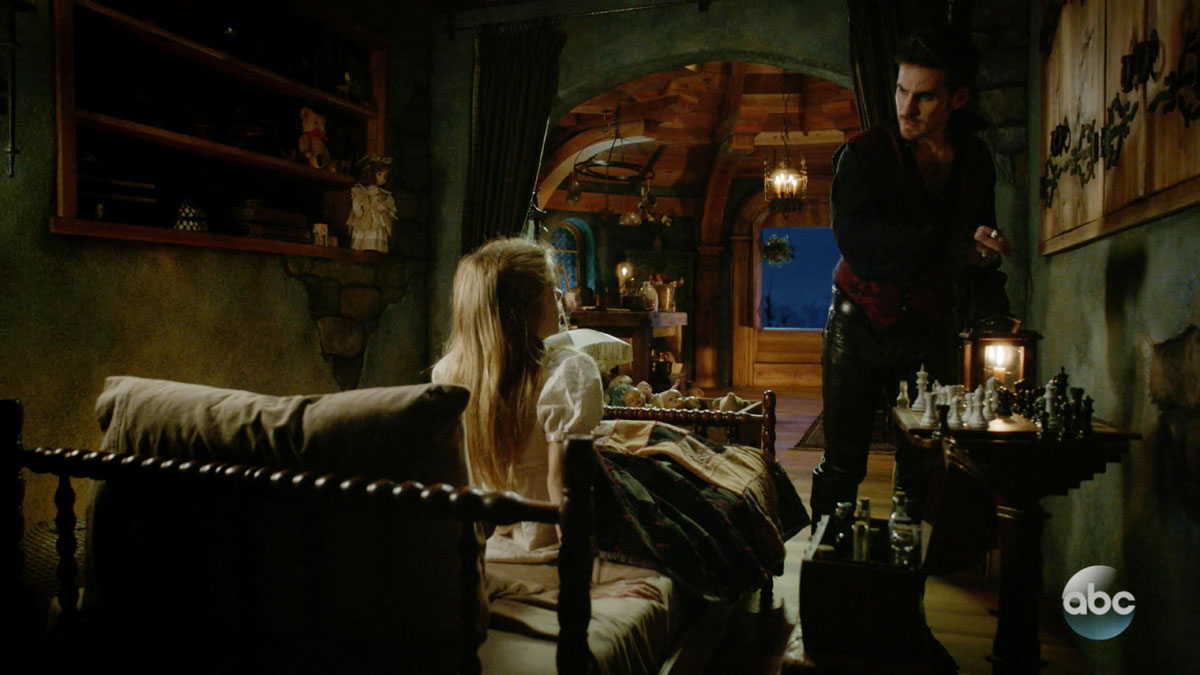 ONCE UPON A TIME: S7 - RAPUNZEL'S TOWER – SCREEN STILL