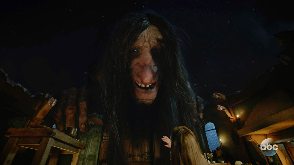ONCE UPON A TIME: S7 - TROLL CREATURE - SCREEN STILL