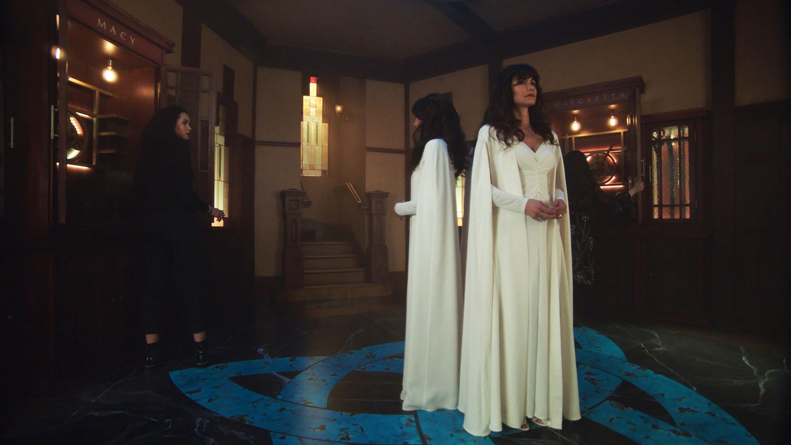 CHARMED: S1 - VERA MANOR - ARMORY - SCREEN STILL